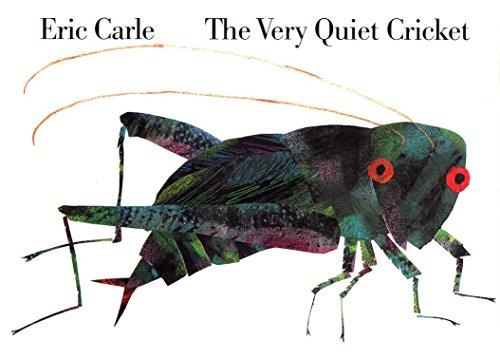 9780399226847: The Very Quiet Cricket Board Book