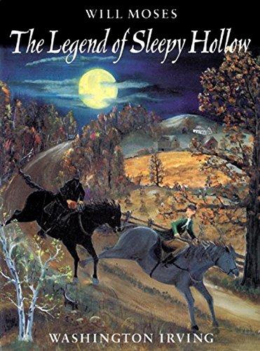 The Legend of Sleepy Hollow: Washington Irving