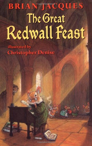 9780399227073: The Great Redwall Feast