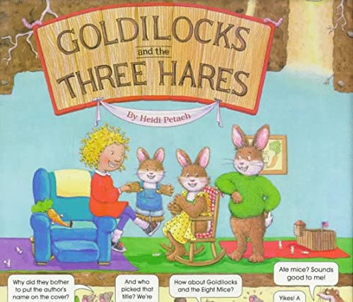 9780399228285: Goldilocks and the Three Hares