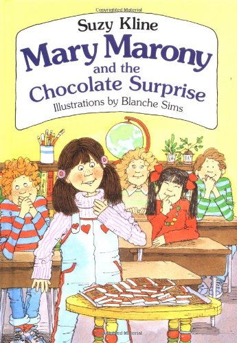 9780399228292: Mary marony and the chocolate surprise