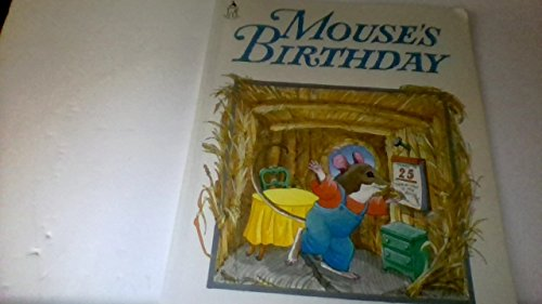 9780399228452: Mouse's Birthday (Sandcastle)