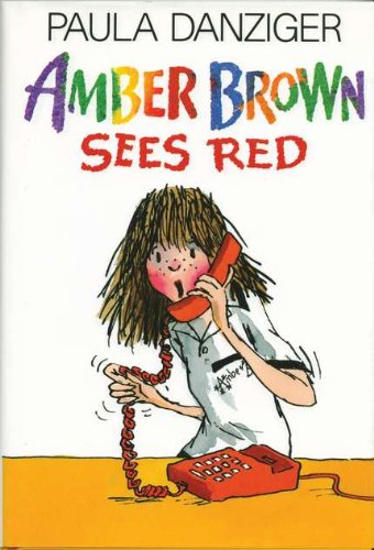 9780399229015: Amber Brown Sees Red