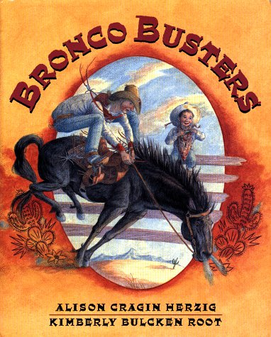 9780399229176: Bronco Busters
