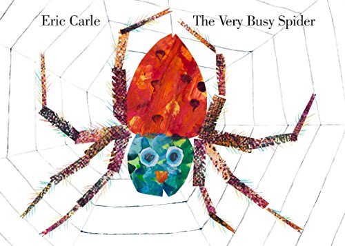 9780399229190: The Very Busy Spider