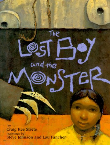 The Lost Boy and the Monster (Picture: Craig Kee Strete