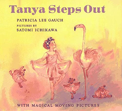 Tanya Steps Out: Gauch, Patricia Lee