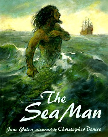 9780399229398: The Sea Man