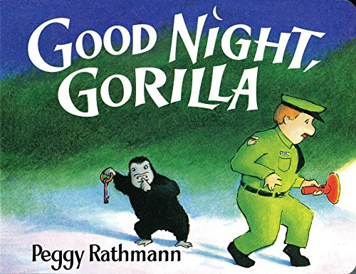 9780399230035: Good Night, Gorilla
