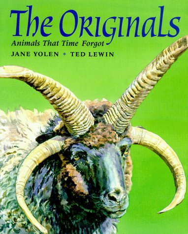 9780399230073: The Originals: Animals That Time Forgot