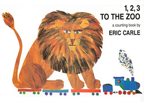 9780399230134: 1, 2, 3 to the Zoo: A Counting Book