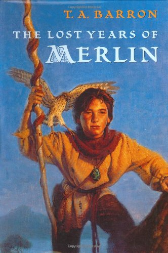 9780399230189: The Lost Years of Merlin