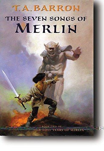 9780399230196: The Seven Songs of Merlin (Merlin Saga)