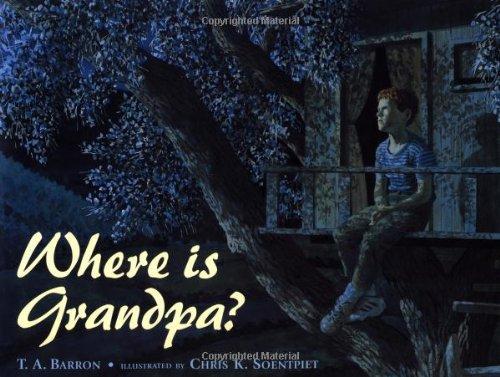 9780399230370: Where Is Grandpa?