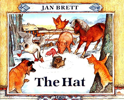 9780399231018: The Hat