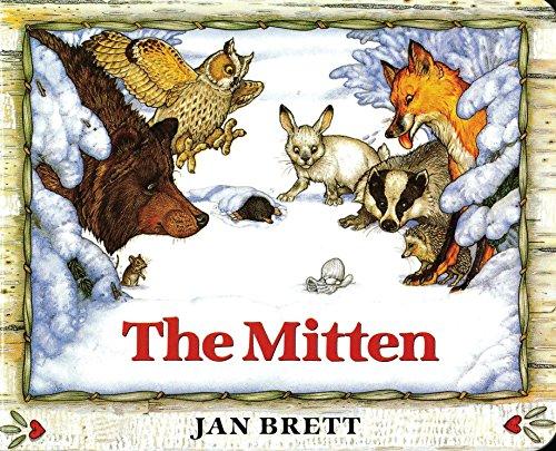 9780399231094: The Mitten
