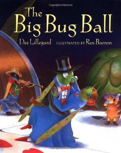 9780399231216: The Big Bug Ball (Picture Books)