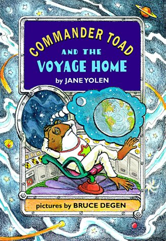 9780399231223: Commander Toad and the Voyage Home
