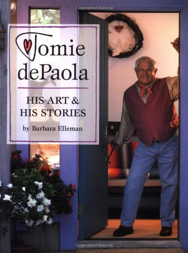 9780399231292: Tomie DePaola: His Art and His Stories