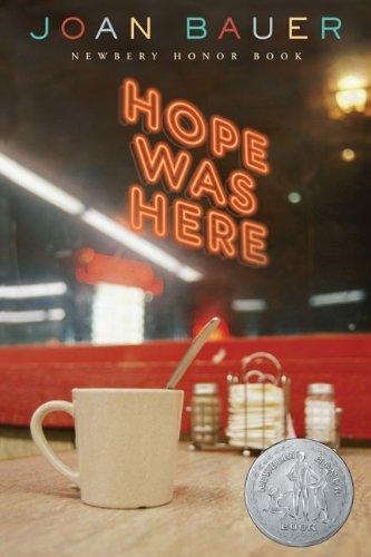 9780399231421: Hope Was Here (Newbery Honor Book)