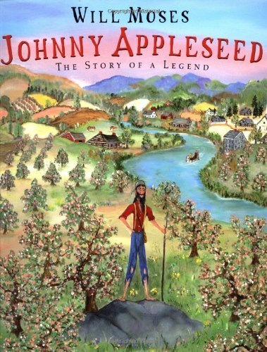 9780399231537: Johnny Appleseed: The Story of a Legend