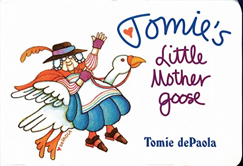 9780399231544: Tomie's Little Mother Goose