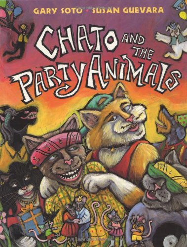 9780399231599: Chato and the Party Animals