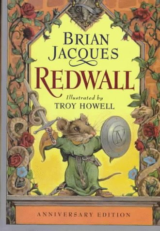 Redwall: BRIAN JACQUES, TROY HOWELL