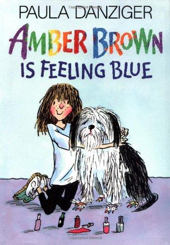 9780399231797: Amber Brown Is Feeling Blue