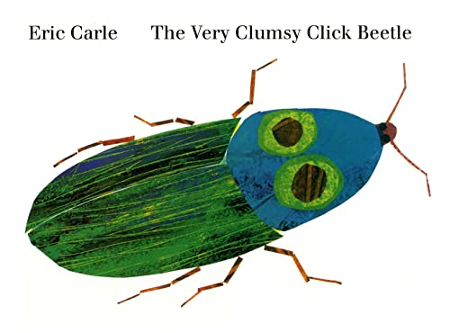 The Very Clumsy Click Beetle (signed copy): Eric Carle