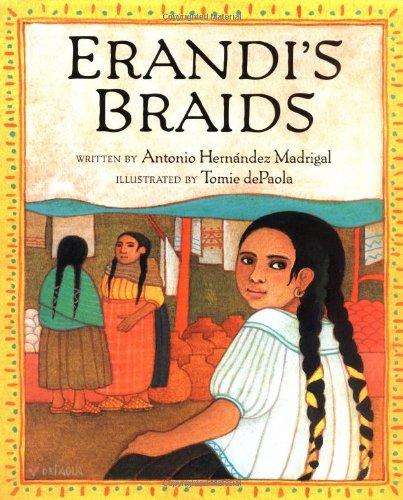 Erandi's Braids: Madrigal, Antonio Hernandez