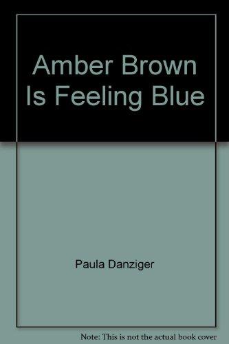 9780399232190: Amber Brown Is Feeling Blue