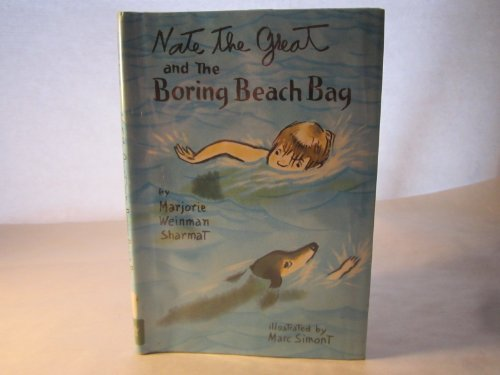 9780399232381: Nate the Great and the Boring Beach Bag