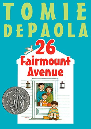 26 Fairmount Avenue (26 Fairmount Avenue Books): DePaola, Tomie