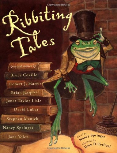9780399233128: Ribbiting Tales: Original Stories about Frogs