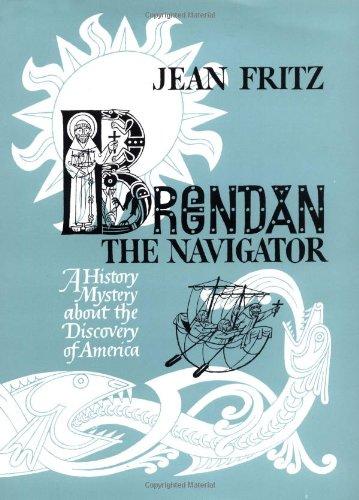 Brendan the Navigator: Jean Fritz