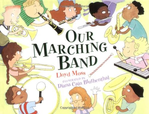 9780399233357: Our Marching Band