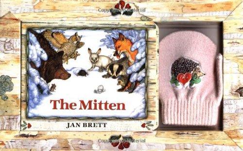The Mitten (0399233601) by Jan Brett