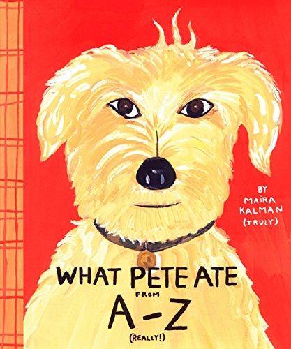 What Pete Ate: Maira Kalman