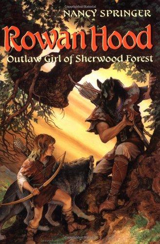 9780399233685: Rowan Hood: Outlaw Girl of Sherwood Forest