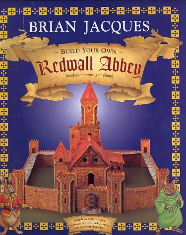 9780399233791: Build Your Own Redwall Abbey [Kit]