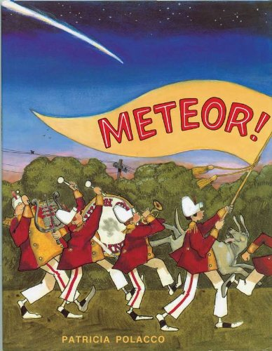 9780399233845: Meteor!