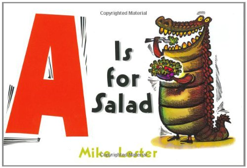 9780399233883: A is for Salad