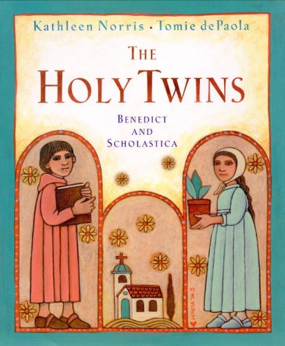 The Holy Twins: Benedict and Scholastica (SIGNED)