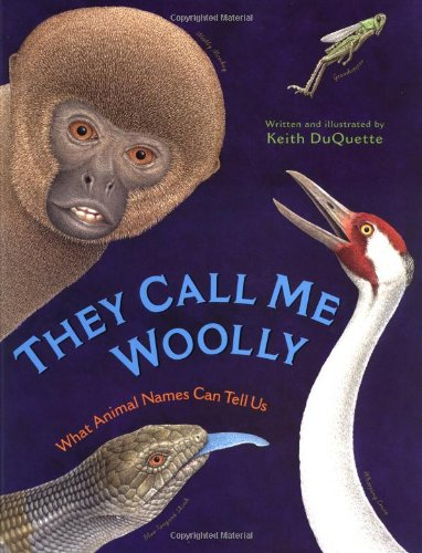 They Call Me Woolly: DuQuette, Keith