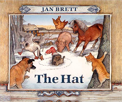 9780399234613: The Hat: Board Book