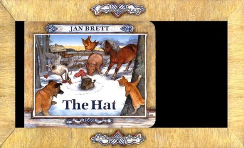 9780399234637: The Hat (Board Book and Plush Package)