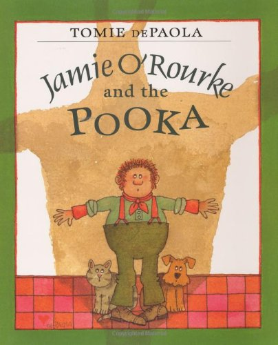9780399234675: Jamie O'Rourke and the Pooka