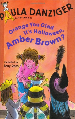 9780399234712: Orange You Glad It's Halloween, Amber Brown (A is for Amber; Easy-To-Read)