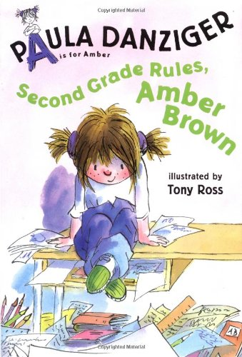 9780399234729: Second Grade Rules, Amber Brown (A is for Amber; Easy-To-Read)